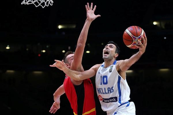 Костас Слукас, фото ФИБА
