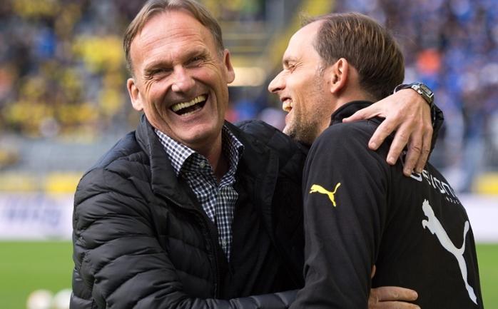 Дирк Шустер и Томас Тухель, kicker.de