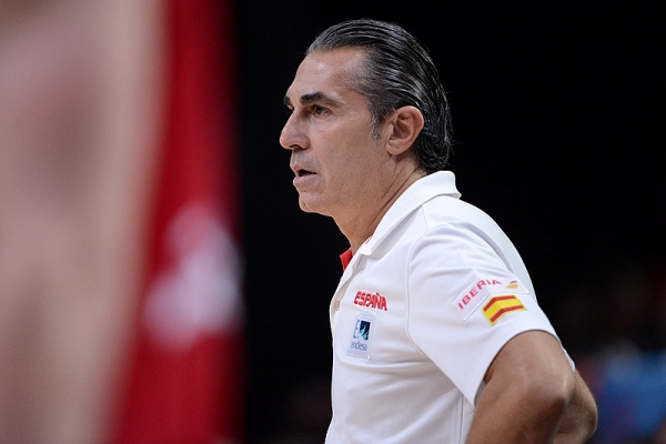 Серджио Скариоло, фото ФИБА