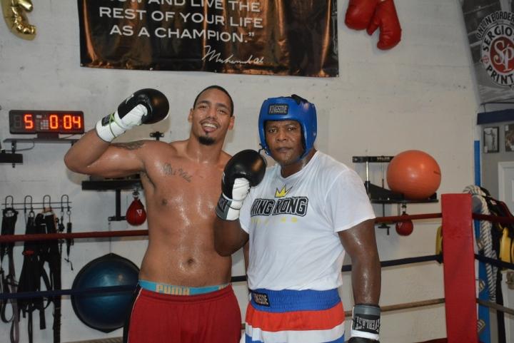 Луис Ортис, boxingscene.com