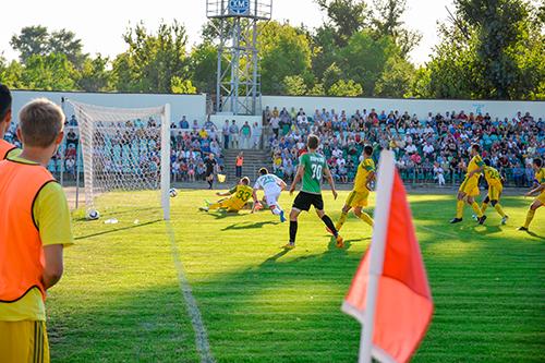 Совсем недавно соперники встречались в Кубке Украины, фото fc-avangard.com.ua