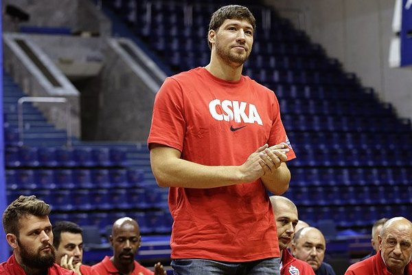 Вячеслав Кравцов, фото ПБК ЦСКА