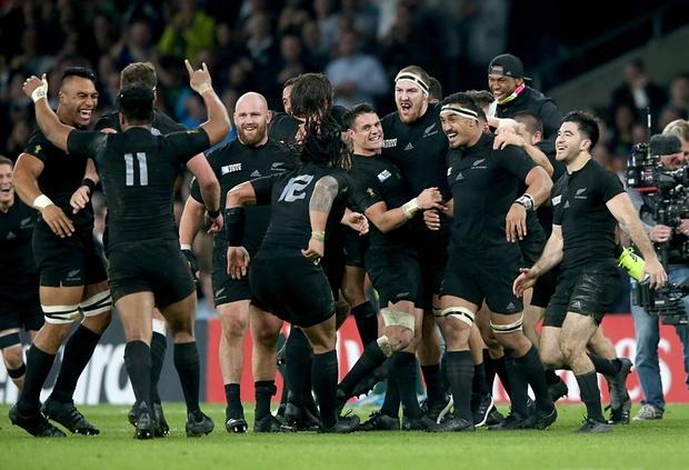 Радости новозеландцев не было предела, Getty Images
