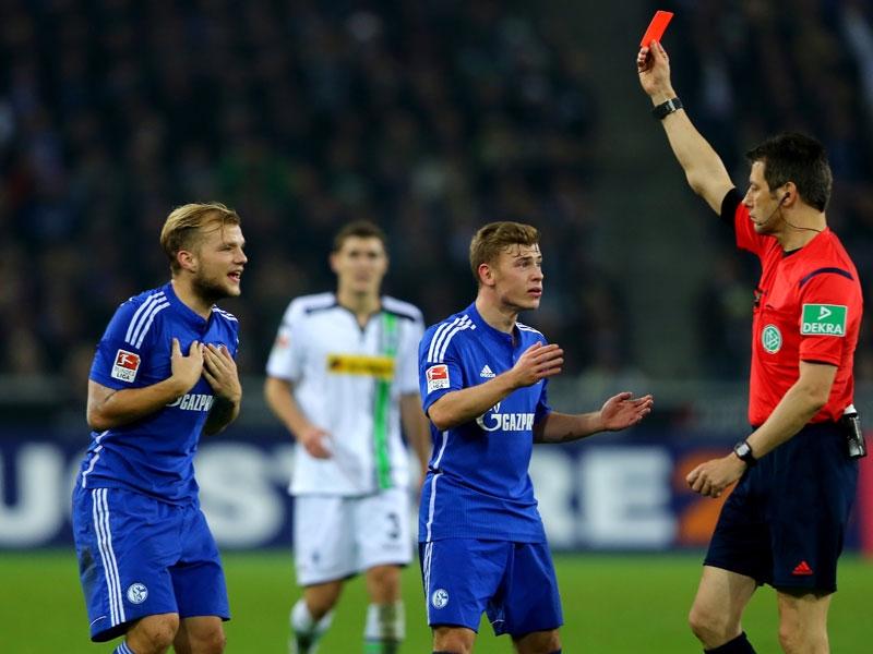 Йоханнес Гайс заработал 5-матчевую дисквалификацию, getti images