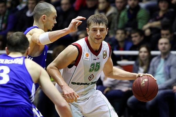 Александр Рыбалко - главный претендент на звание MVP сезона, фото Суперлиги