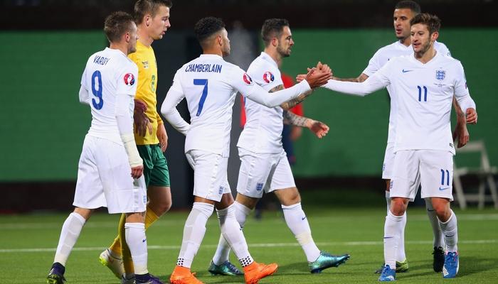 Группа E. Англия прошла отбор на Евро без потерь