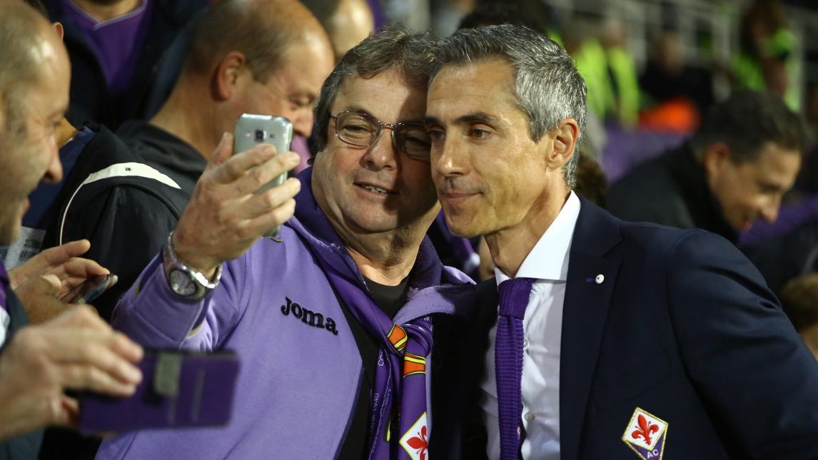 Экс-ювентини Паулу Соуза завоевывает сердца флорентийцев, Getty Images