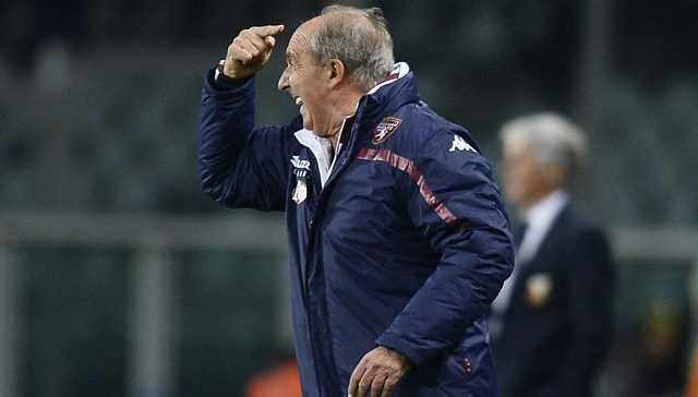 Тренер Торино Джампьеро Вентура, фото torinofc.it