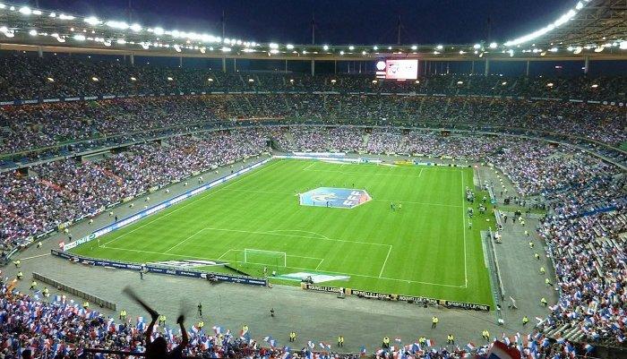 Товарищеский матч между Францией и Украиной пройдет на Стад де Франс
