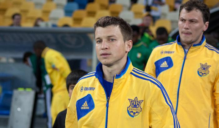 Руслан Ротань, dynamo-kiev.com