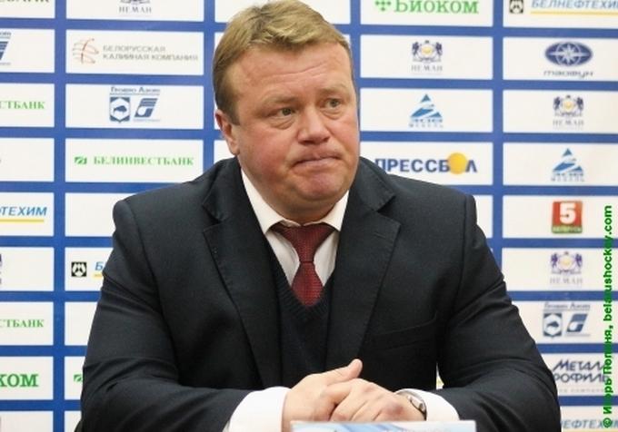 Андрей Гусов, belarushockey.com