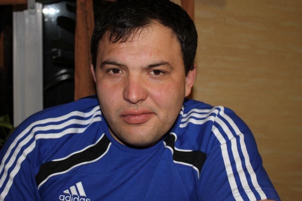 Дмитрий Голубев, vk.com/fc_balkani