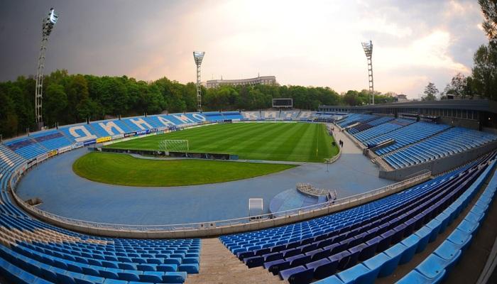 Динамо розпочне реконструкцію газону на клубному стадіоні імені Валерія Лобановського