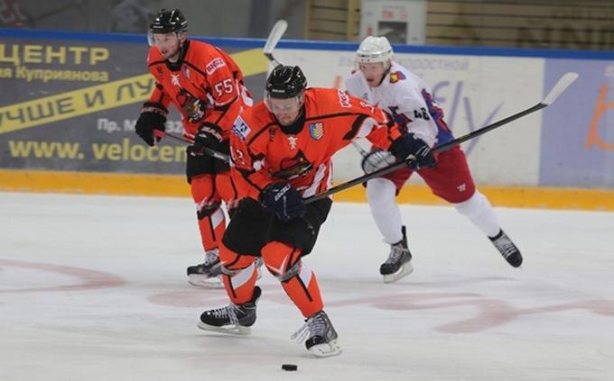 Виктор Андрущенко, фото ХК Шахтер
