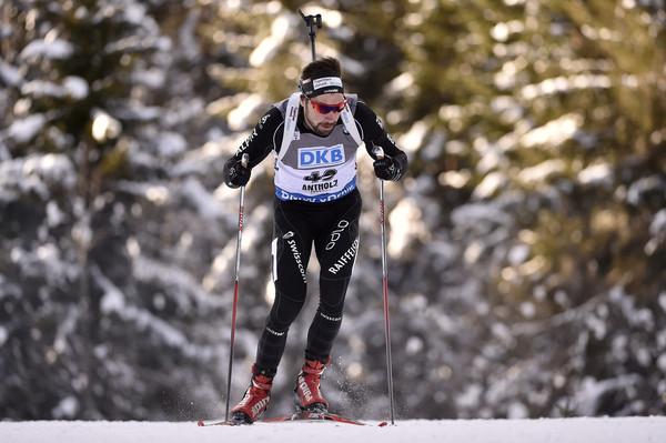 Чтобы вернуться в биатлонную элиту, Беньямину Вегеру предстоит добыть несколько призовых мест, Getty Images