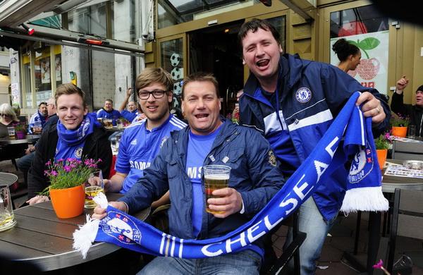 Chelsea-fans
