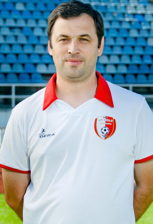 Олександр Синьоокий, фото arsenalbc.in.ua