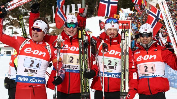 Основну ставку на домашнем чемпионате мира норвежцы будут делать на мужскую сборную, AP