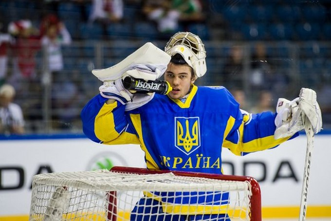 Эдуард Захарченко, IIHF