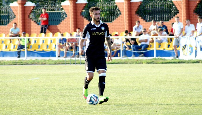 Лугачев один из самых статусных игроков второй лиги, фото koloskovalivka.com