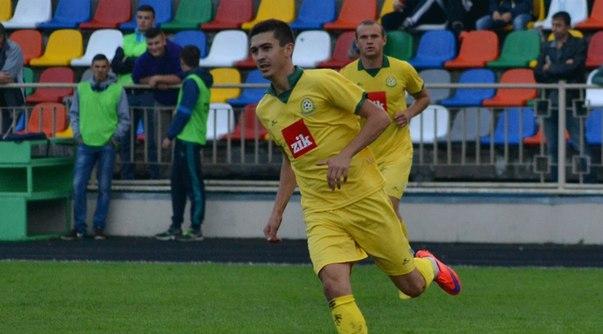 В отсутствие Захаревича именно Волошинович взял на себя лидерство в Ниве, фото fcnyva.com