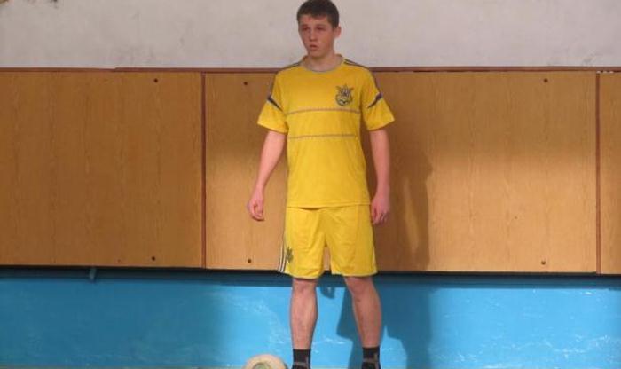 Андрій Різник – наймолодший гравець сезону, фото fc.ternopil.ua
