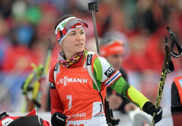 Основной надеждой Белоруссии в этом сезоне будет Надежда Скардино, AFP