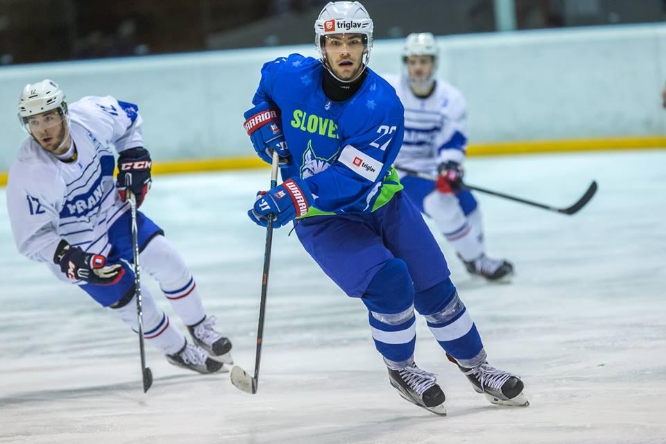 Жан Ежовшек, Megeve Hockey
