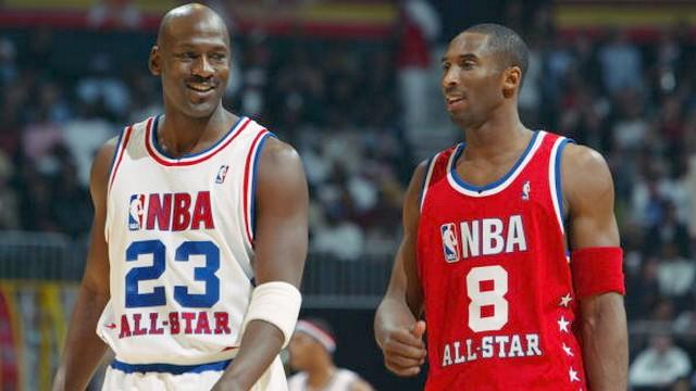 Брайант и Джордан, фото: AP