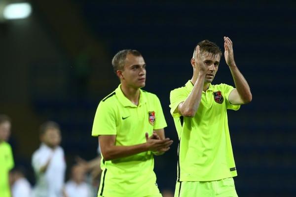 Кравченко и Кича на двоих забили всего 4 мяча, фото zarya-lugansk.com