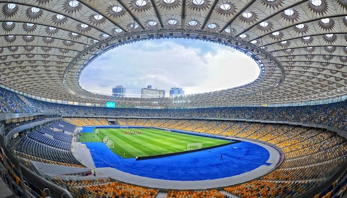 Динамо запретило Заре играть ЛЕ на Олимпийском