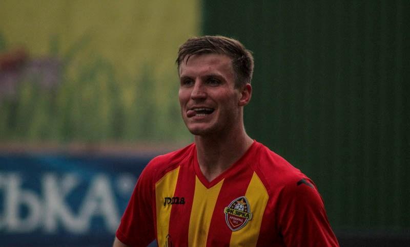 Андрей Бацула, фото Н.Михайлова, fcbrovar.obolon.ua