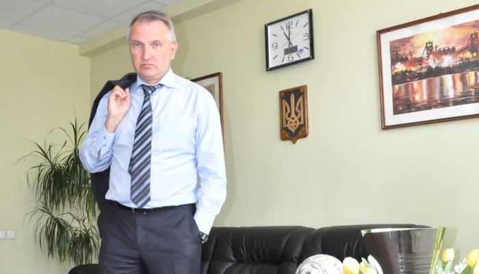 Николай Колючий, фото disk-sport.com
