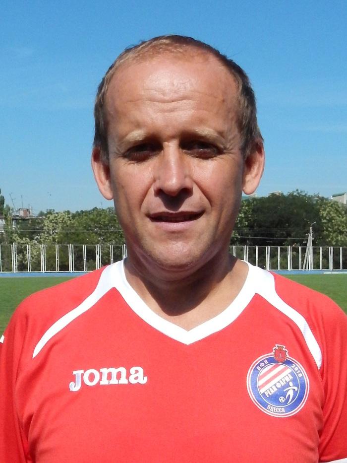 Николай Лиховидов, собственник, основатель и играющий президент клуба, фото real-farma.com.ua