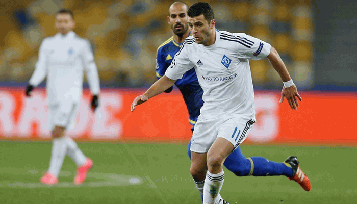 Форвард Динамо может продолжить карьеру в Южной Корее