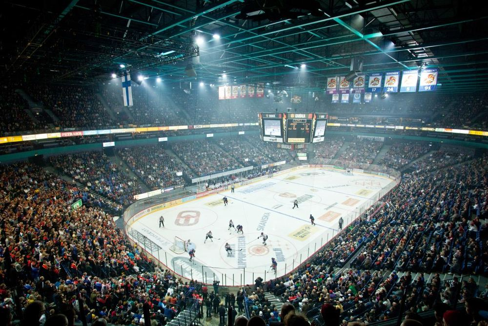 Хартвалл Арена, icepro.fi