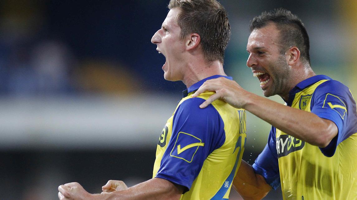 Бирса забил с шестого ассиста Меджорини в чемпионате. Фото LaPresse