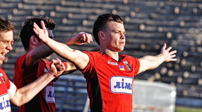 Вице-чемпион первой и второй лиг Олег Шутов, фото facebook.com/ncvrv