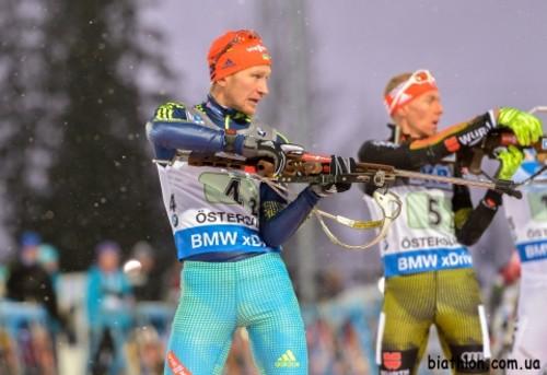Роковая стрельба Сергея Семенова, biathlon.com.ua