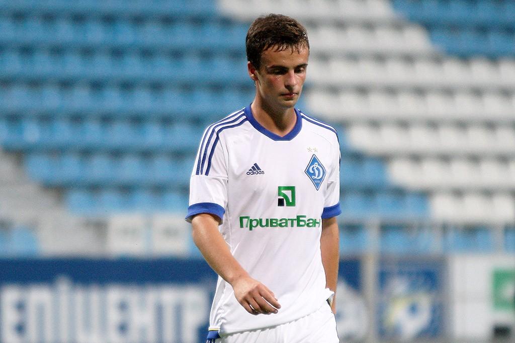 Антон Братков, фото fcdynamo.kiev.ua