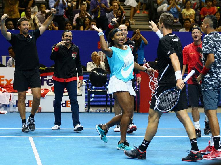 Серена Уильямс, sportingilfe.com
