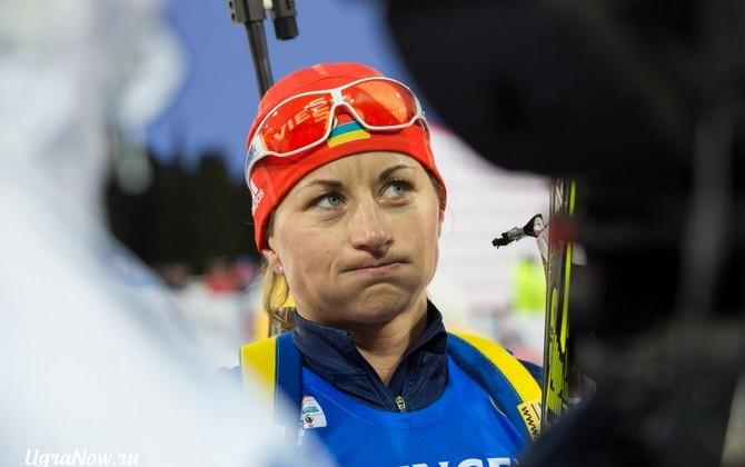 Женская сборная Украины опустилась на седьмое место Кубка наций после провала в Хохфильцене