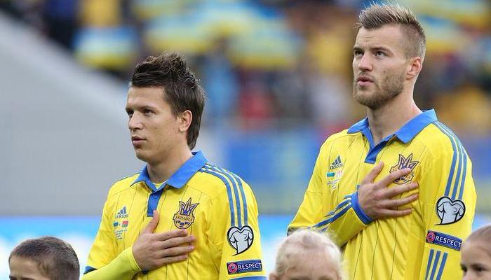 Футболисты Ярмоленко иКоноплянка поднялись вцене поверсии Transfermarkt