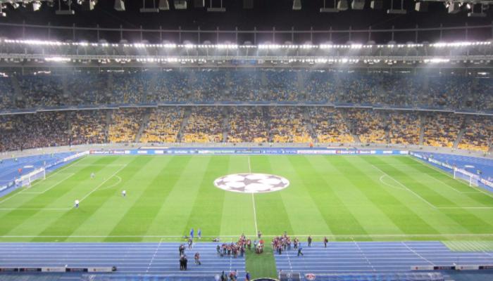 На матчі Динамо – Бенфіка очікується близько 43 тисяч глядачів
