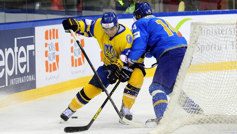 Даниил Скрипец, IIHF