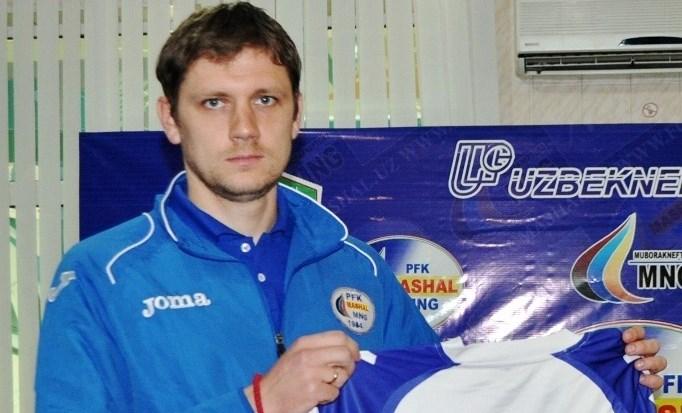 Андрей Деркач: «В Узбекистане если и бывают какие-то задержки с деньгами, то не больше одного месяца»
