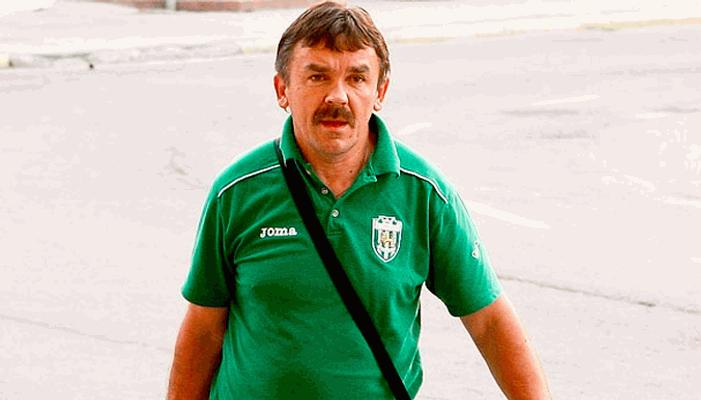Владимир Беззубяк, fckarpaty.com.ua