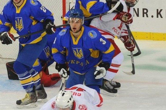 Антон Дикий, фото IIHF