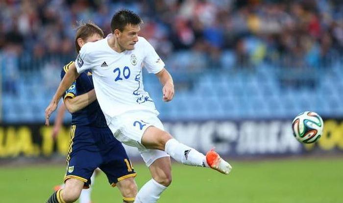 Виталийс Ягодинскис, football.ua