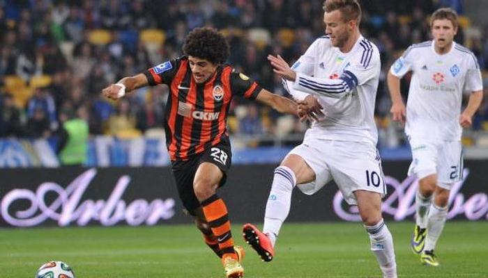 Тайсон против Ярмоленко, football.ua